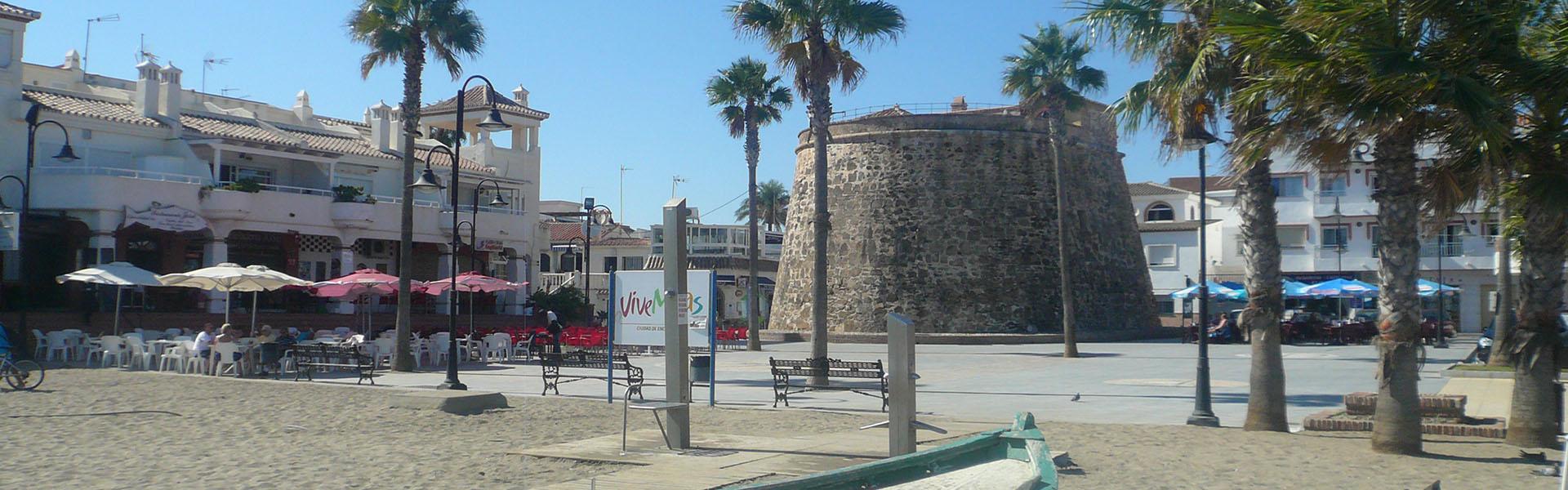 Mijas. La Cala Beach