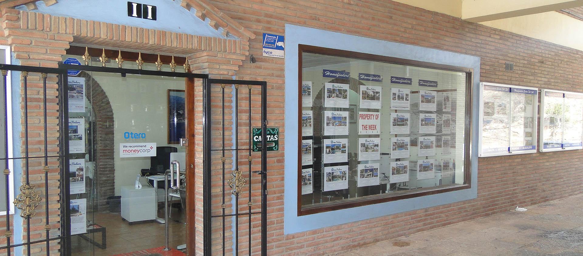 Real Estate Agent Homefinders